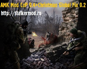 AMK Mod CoP 0.4 + Chriotmao Global Fix 0.2