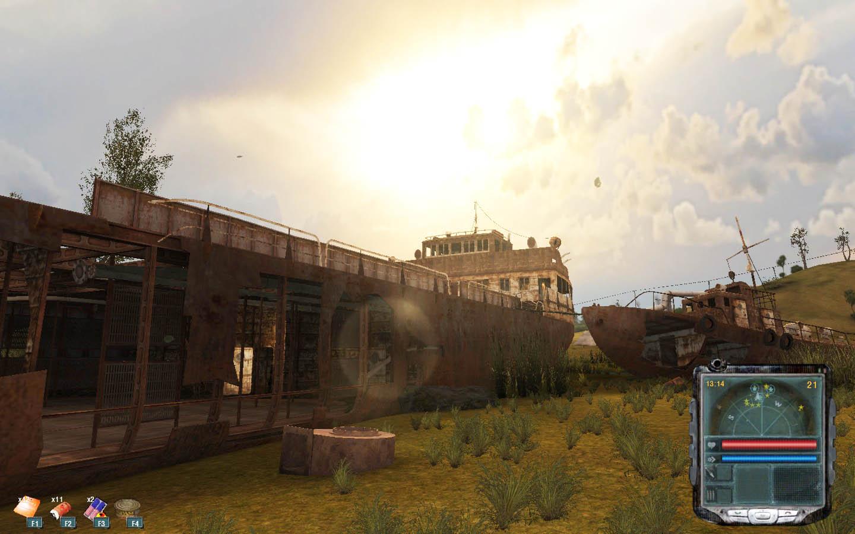 Скачать сталкер мод мёртвый город