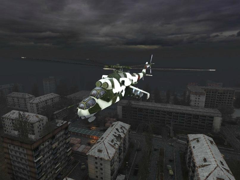 Скачать Мод На Сталкер Тень Чернобыля На Пулемет - фото 9