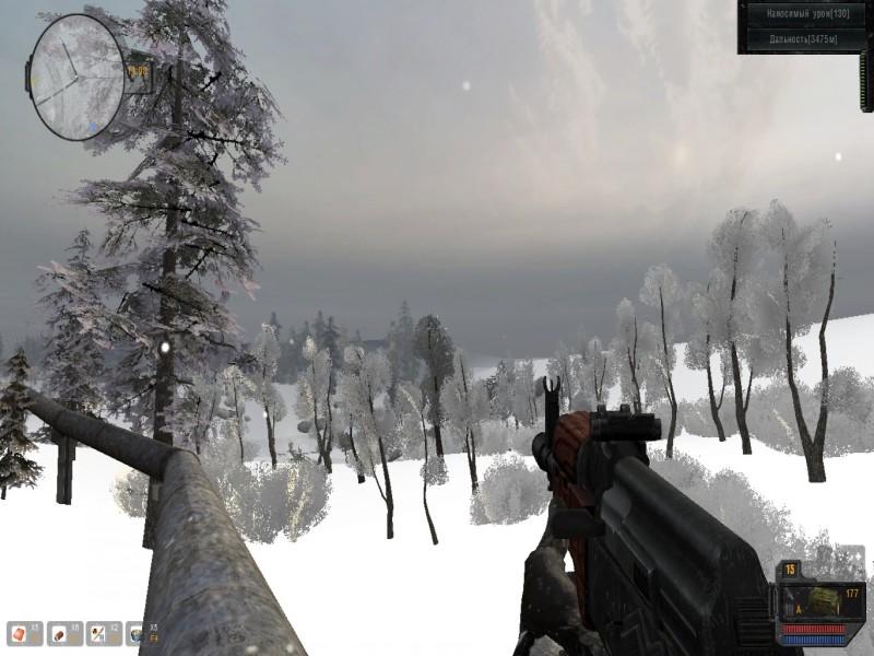 Скачать Игру Сталкер Winter Mod - фото 10