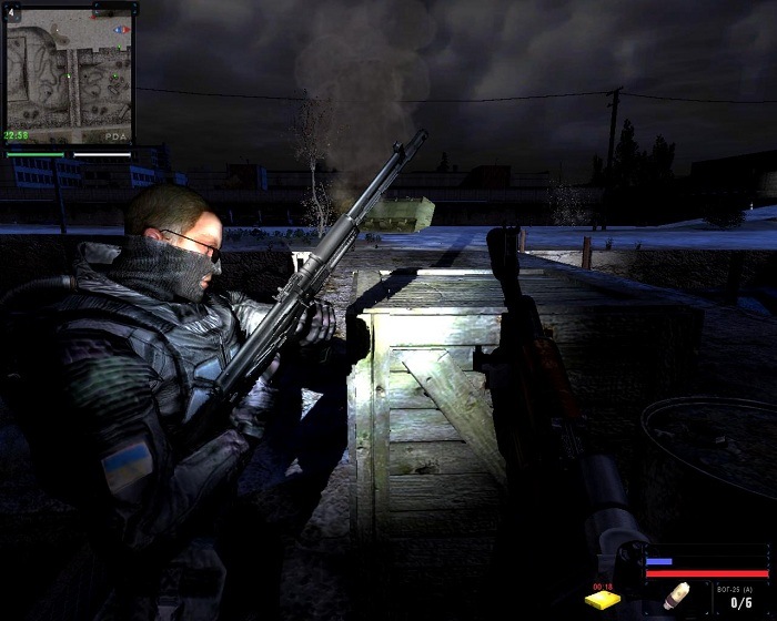 Патч для пиратки тень чернобыля. cталкер Тень Чернобыля патчи На нашем сайт