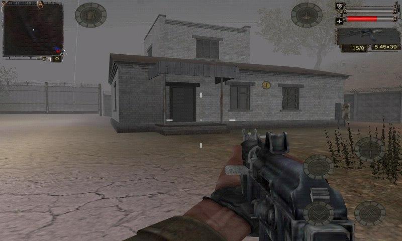 Project stalker v1. 7. 5 / s. T. A. L. K. E. R mobile скачать игру.