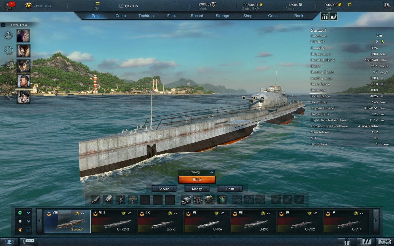 Игра симулятор подводной лодки скачать бесплатно
