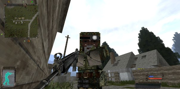 S-t-a-l-k-e-r minecraftengine форум.