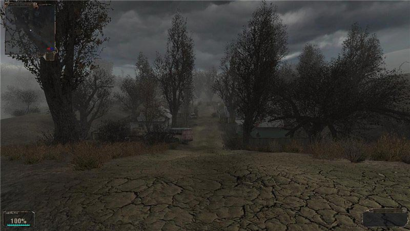 S. T. A. L. K. E. R. : shadow of chernobyl