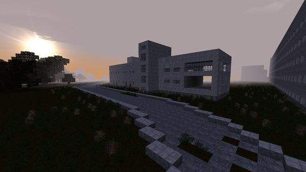 Client][1. 6. 2] minestalker клиент minecraft на тему игры.