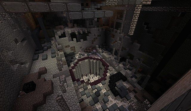 Скачать Карту Чернобыль для Minecraft