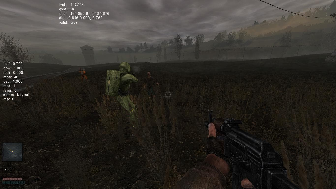 Прохождение игры сталкер судьба зоны видео