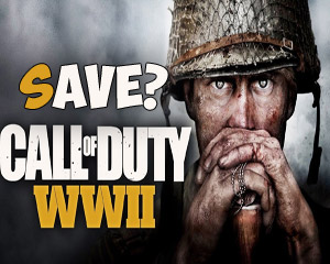 Где лежат сохранения в Call of Duty WWII