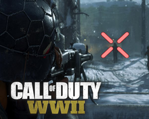 Как включить прицел в Call of Duty WWII