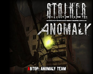 Stalker Anomaly 1.5.0