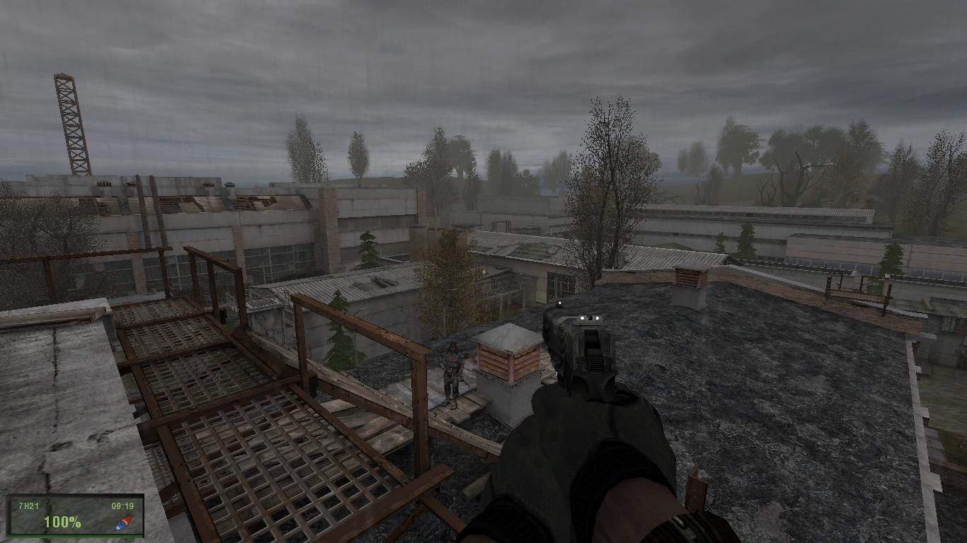 S.T.A.L.K.E.R. Shadow Of Chernobyl - Хроники Кайдана RePack by PolskaVodka
