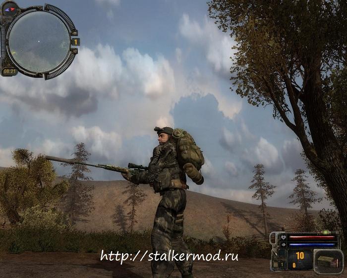 скачать игру сталкер снайпер на русском языке через торрент бесплатно