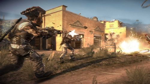 Army of TWO The Dev Cartel 2