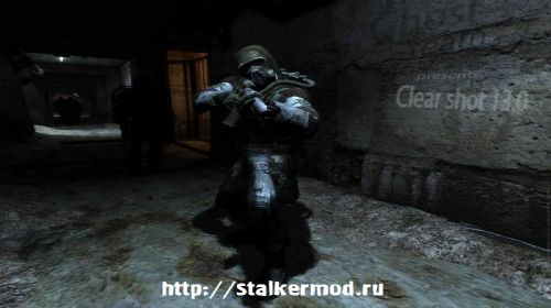 Stalker CS 'Clear shot' ver 13.0 final
