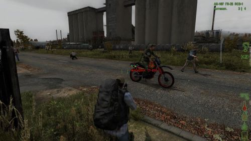 DayZ Land of the Dead 1