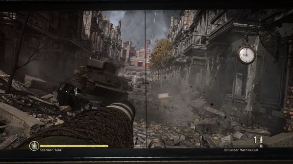 tanks call of duty wwii 1
