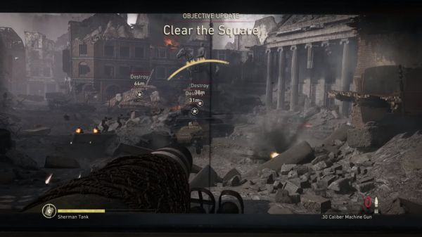 tanks call of duty wwii 4